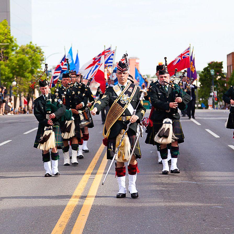 GVFS | 123rd Victoria Day Parade